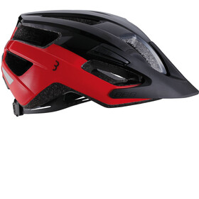 BBB Kite BHE-29 Fietshelm, black/red